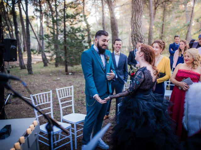 La boda de Antonio y Tamara en Tarragona, Tarragona 76