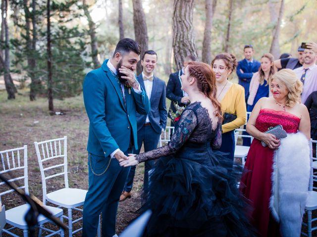 La boda de Antonio y Tamara en Tarragona, Tarragona 77