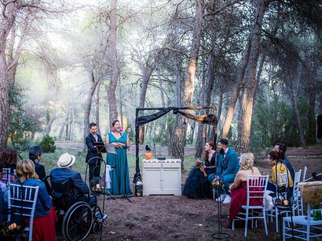 La boda de Antonio y Tamara en Tarragona, Tarragona 81