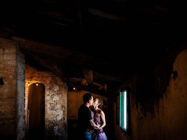 La boda de Pepe Mari y Marina en Artes, Barcelona 14