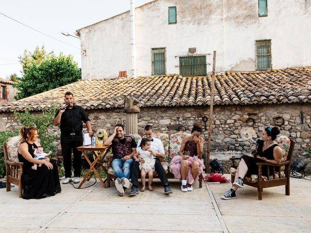 La boda de Pepe Mari y Marina en Artes, Barcelona 21