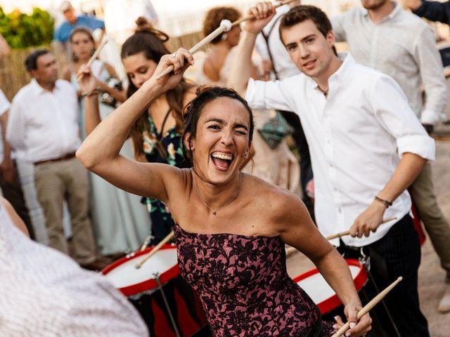 La boda de Pepe Mari y Marina en Artes, Barcelona 1