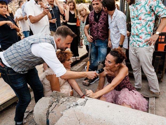 La boda de Pepe Mari y Marina en Artes, Barcelona 32