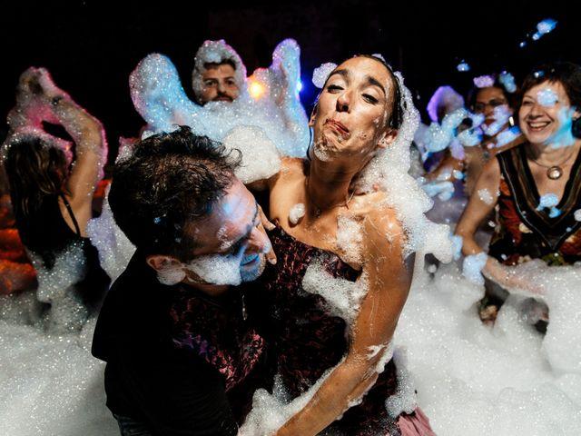 La boda de Pepe Mari y Marina en Artes, Barcelona 2
