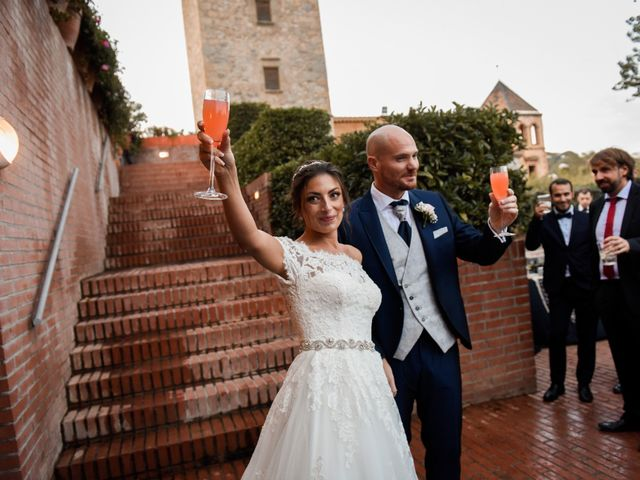 La boda de Albert y Miriam en Premia De Dalt, Barcelona 17