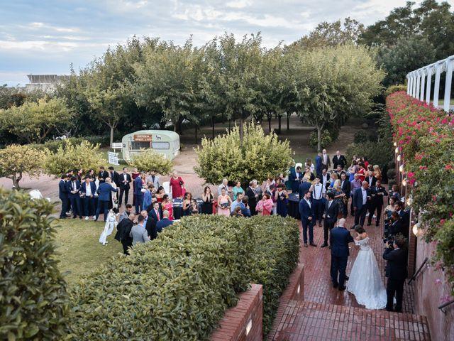 La boda de Albert y Miriam en Premia De Dalt, Barcelona 18