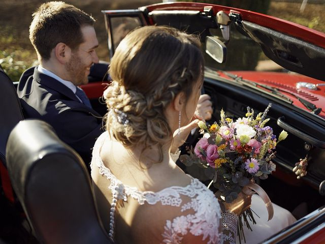 La boda de Marta y Albert en Santa Maria De Martorelles, Barcelona 30