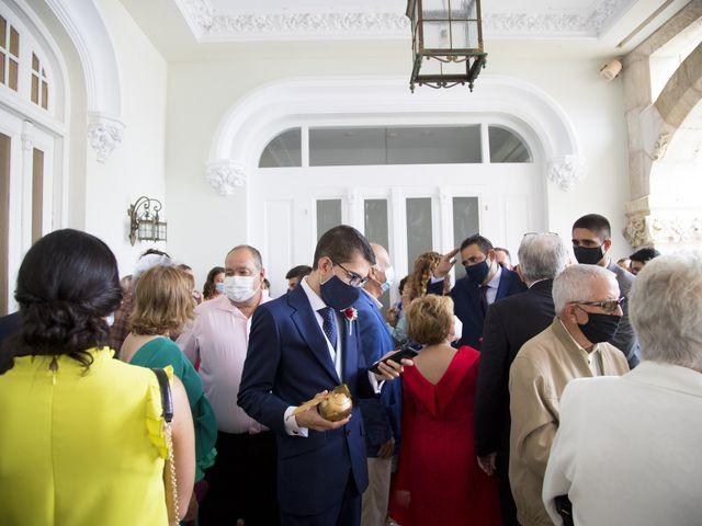 La boda de Ainhoa y Borja en Santander, Cantabria 14