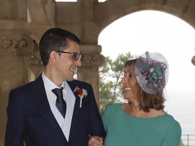 La boda de Ainhoa y Borja en Santander, Cantabria 15