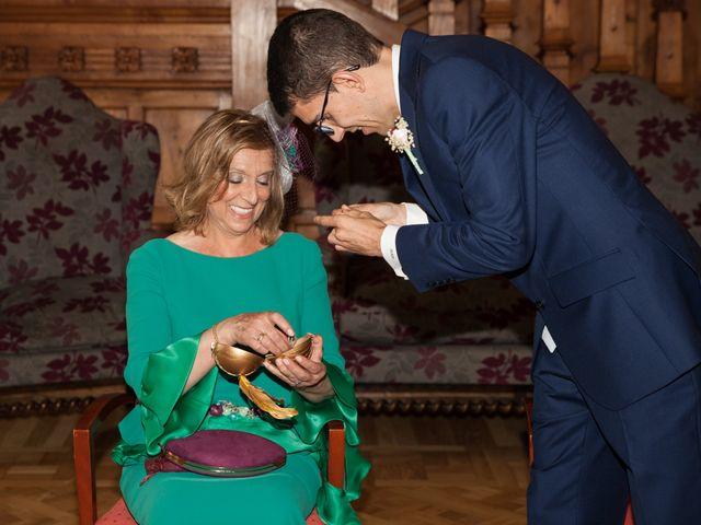 La boda de Ainhoa y Borja en Santander, Cantabria 17