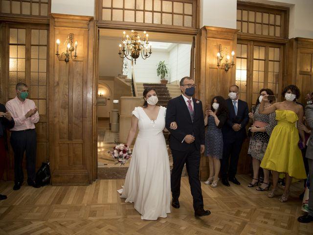 La boda de Ainhoa y Borja en Santander, Cantabria 20