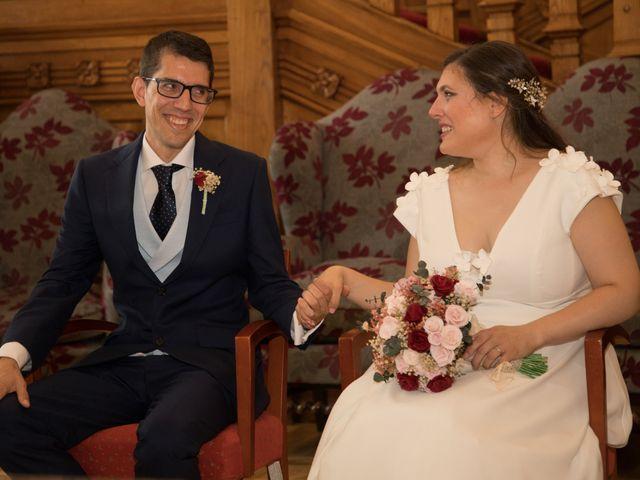 La boda de Ainhoa y Borja en Santander, Cantabria 21