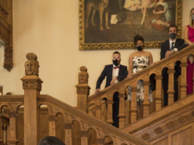 La boda de Ainhoa y Borja en Santander, Cantabria 22