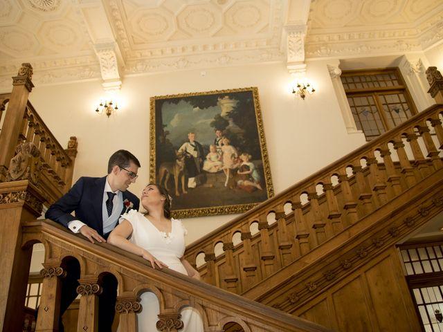 La boda de Ainhoa y Borja en Santander, Cantabria 23