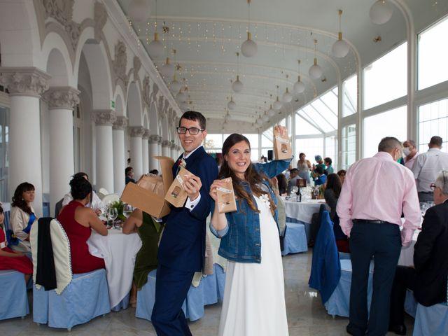 La boda de Ainhoa y Borja en Santander, Cantabria 46