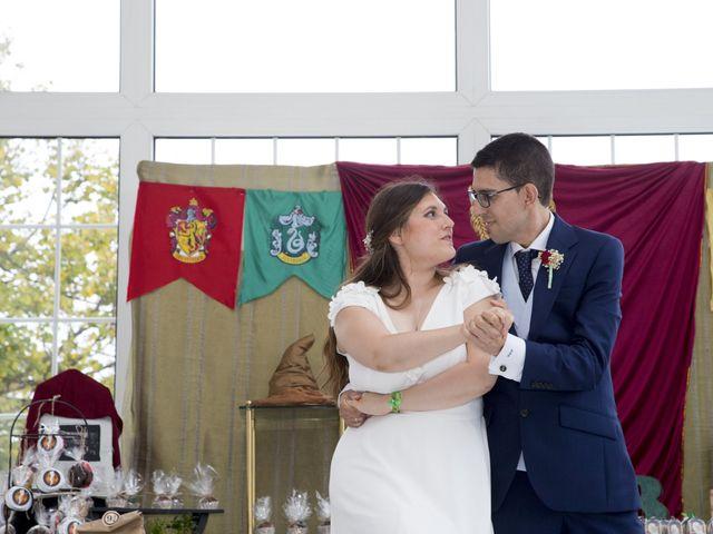 La boda de Ainhoa y Borja en Santander, Cantabria 36