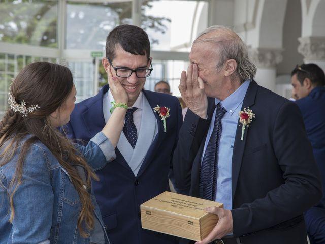 La boda de Ainhoa y Borja en Santander, Cantabria 39