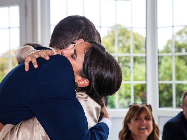 La boda de Ainhoa y Borja en Santander, Cantabria 43