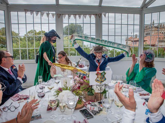 La boda de Ainhoa y Borja en Santander, Cantabria 49