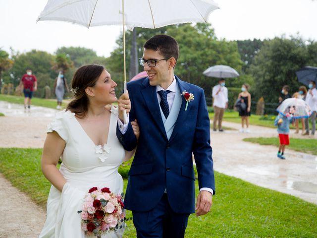 La boda de Ainhoa y Borja en Santander, Cantabria 29