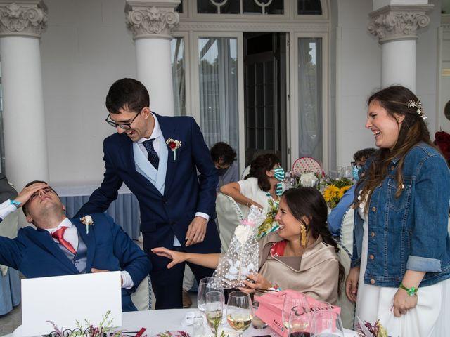 La boda de Ainhoa y Borja en Santander, Cantabria 42