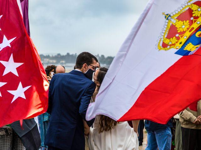 La boda de Ainhoa y Borja en Santander, Cantabria 27