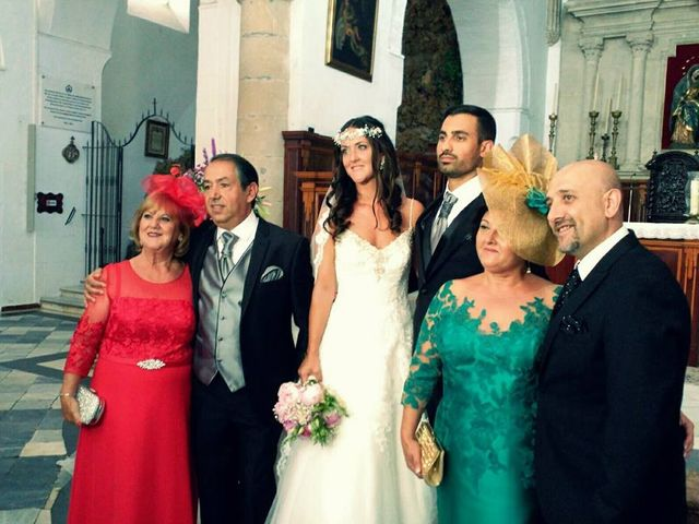 La boda de Jose y Arantxa en Cádiz, Cádiz 2