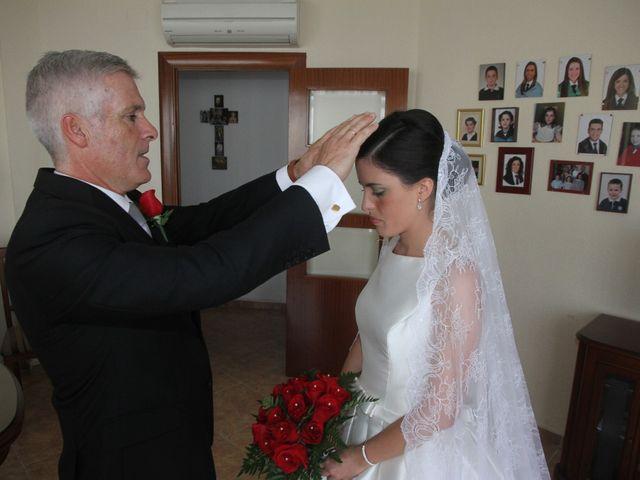 La boda de José Juan y Marina en Málaga, Málaga 11