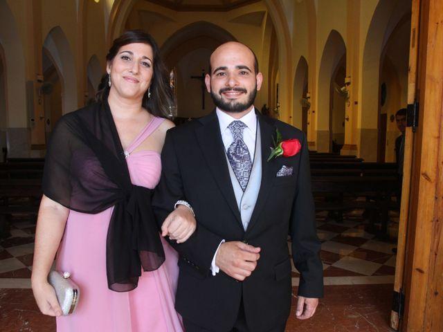 La boda de José Juan y Marina en Málaga, Málaga 12
