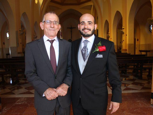 La boda de José Juan y Marina en Málaga, Málaga 15