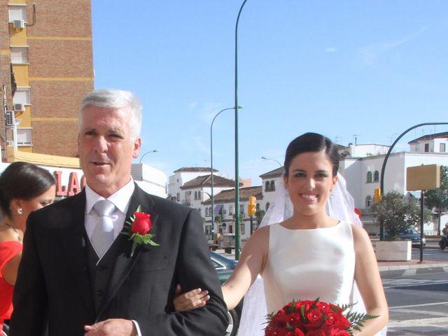 La boda de José Juan y Marina en Málaga, Málaga 17