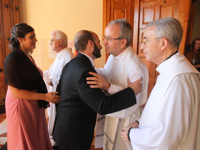 La boda de José Juan y Marina en Málaga, Málaga 18