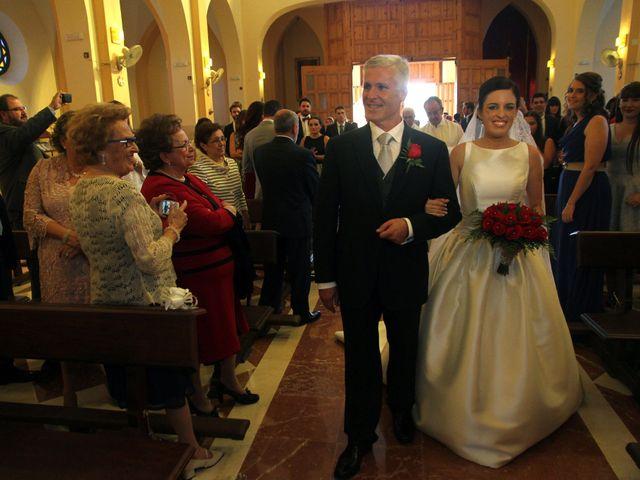 La boda de José Juan y Marina en Málaga, Málaga 20