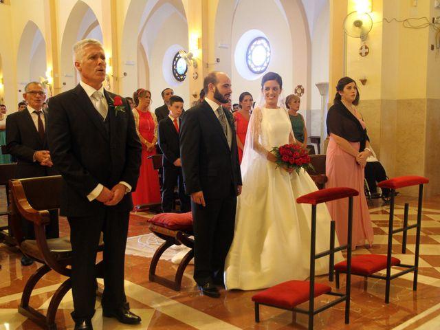 La boda de José Juan y Marina en Málaga, Málaga 21