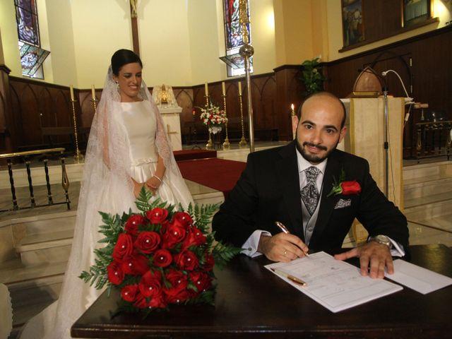 La boda de José Juan y Marina en Málaga, Málaga 28