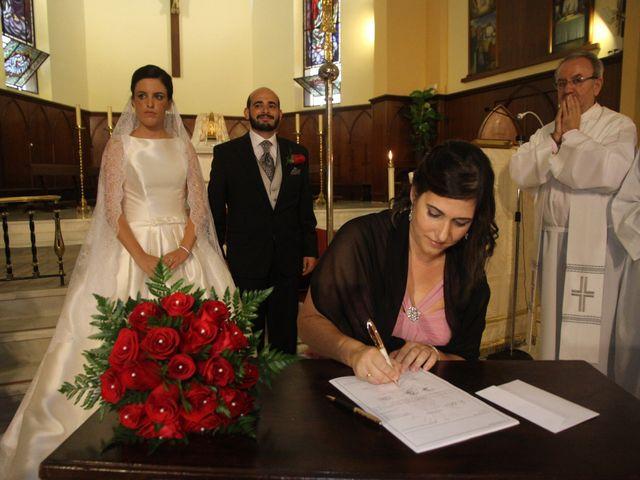 La boda de José Juan y Marina en Málaga, Málaga 30