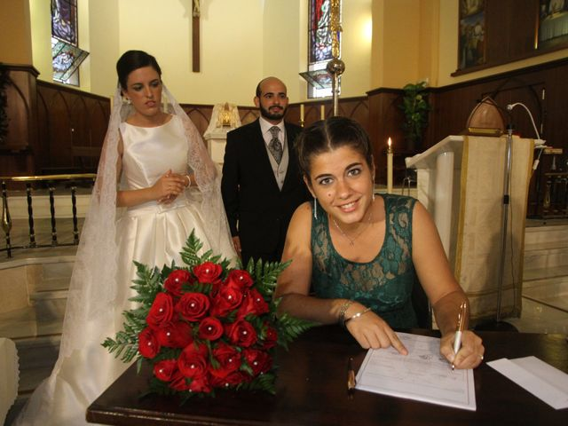 La boda de José Juan y Marina en Málaga, Málaga 31