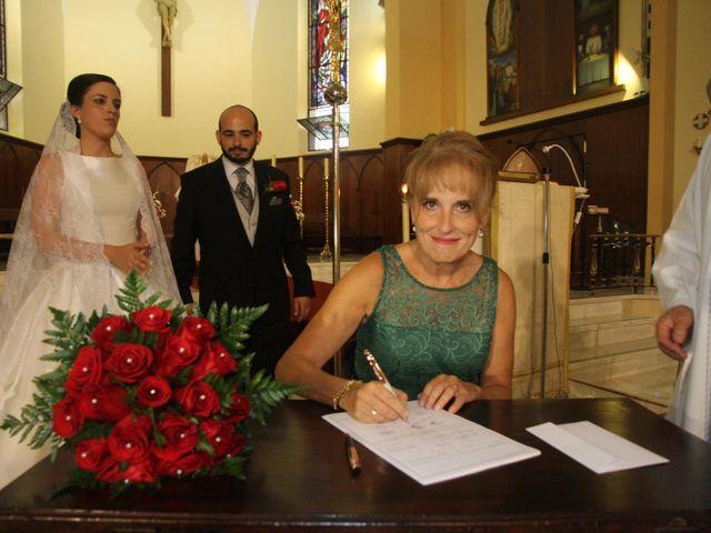 La boda de José Juan y Marina en Málaga, Málaga 33
