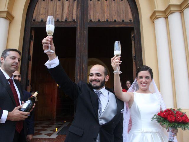 La boda de José Juan y Marina en Málaga, Málaga 36