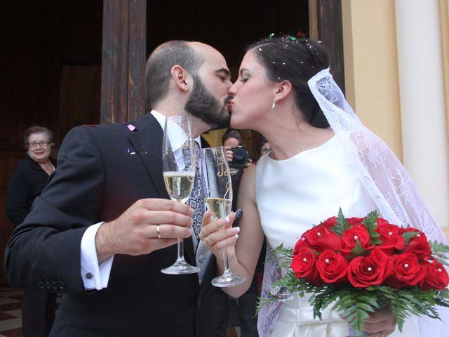 La boda de José Juan y Marina en Málaga, Málaga 37