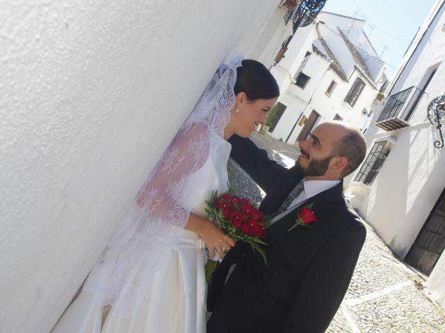 La boda de José Juan y Marina en Málaga, Málaga 39