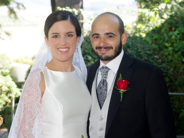 La boda de José Juan y Marina en Málaga, Málaga 43