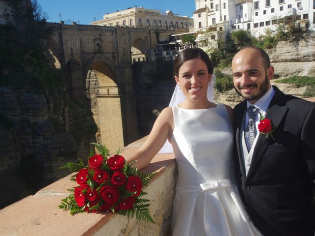 La boda de José Juan y Marina en Málaga, Málaga 45