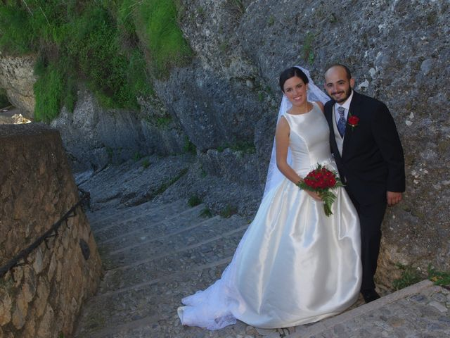 La boda de José Juan y Marina en Málaga, Málaga 48