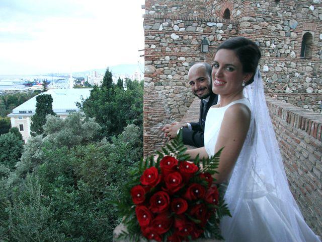 La boda de José Juan y Marina en Málaga, Málaga 56