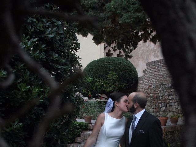 La boda de José Juan y Marina en Málaga, Málaga 57