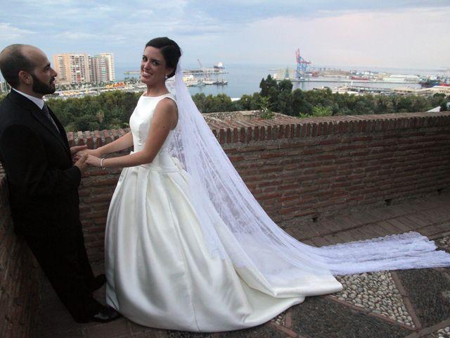 La boda de José Juan y Marina en Málaga, Málaga 58