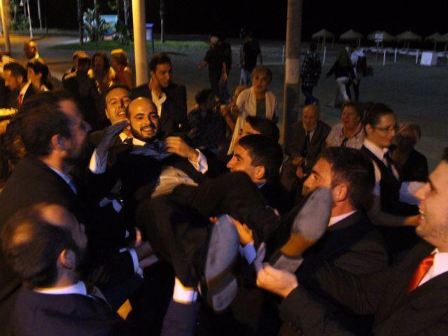 La boda de José Juan y Marina en Málaga, Málaga 61