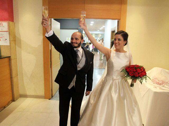 La boda de José Juan y Marina en Málaga, Málaga 62