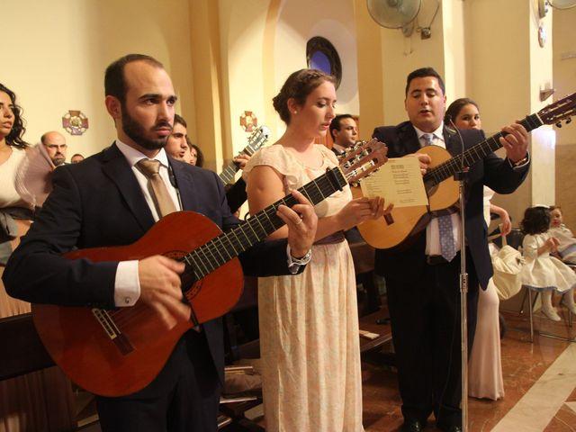 La boda de José Juan y Marina en Málaga, Málaga 74